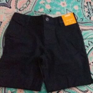 Gymboree Navy Khaki Shorts